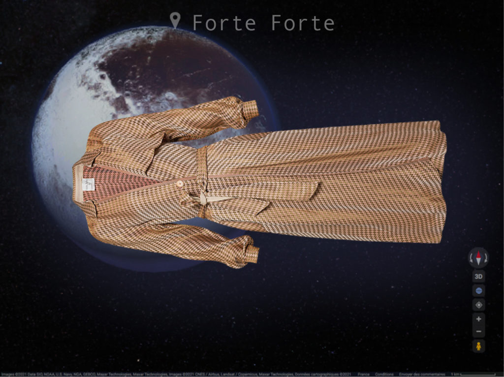1NSTANT-TRENCH-FORTE FORTE