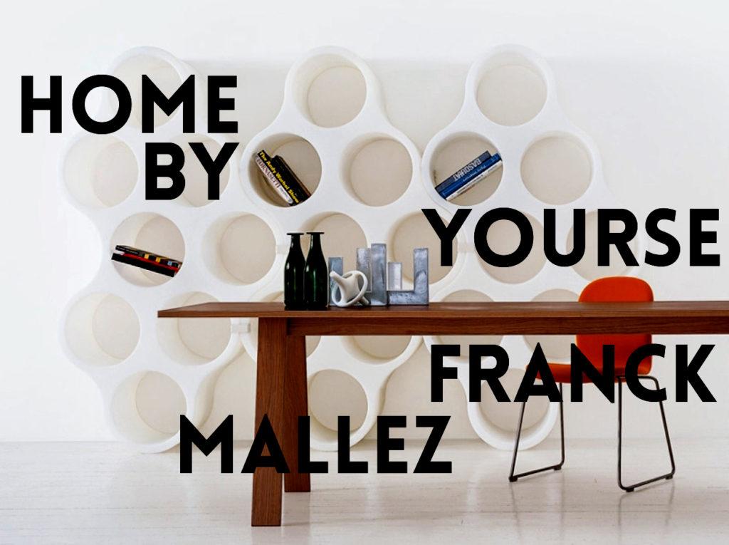 Franck Mallez créateur du site Yourse.co louer et acheter les meubles iconiques de XXe et XX1 siècle.