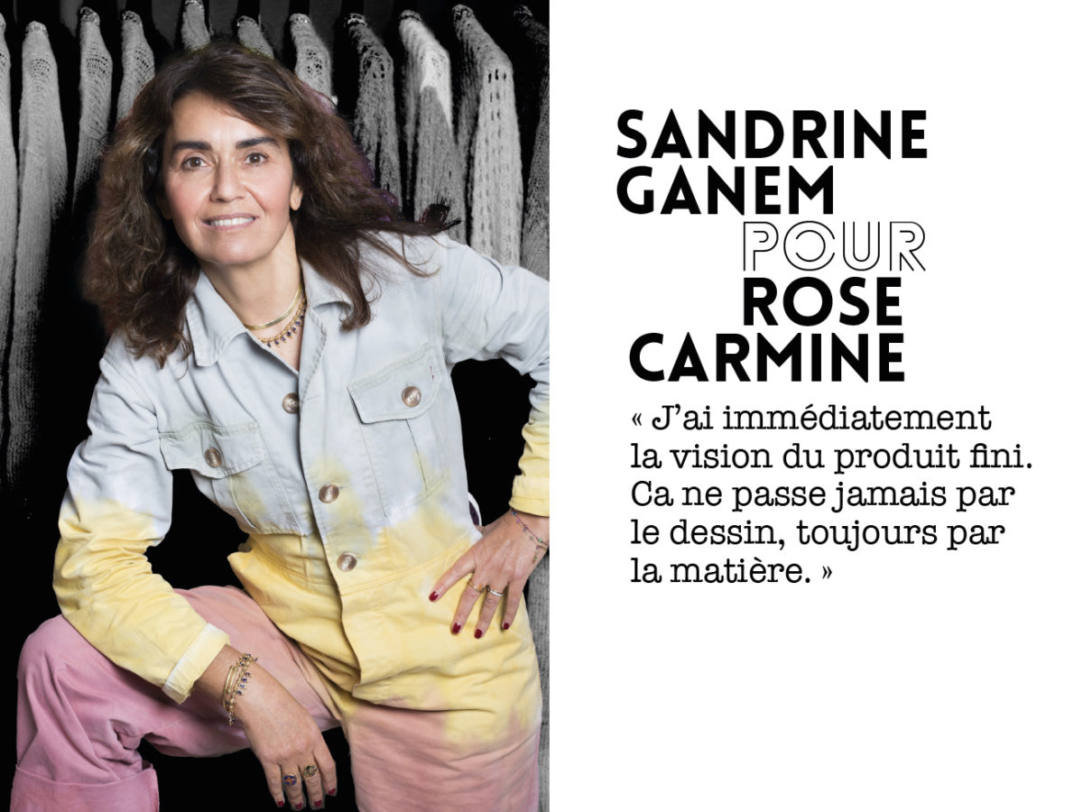 Interview de Sandrine Ganem