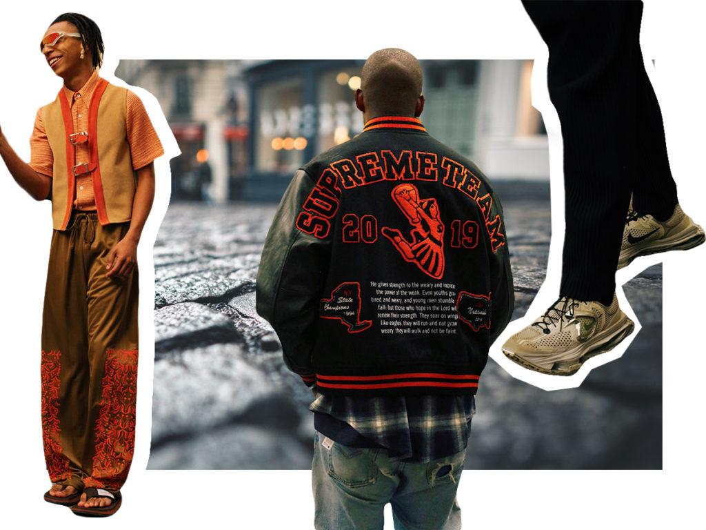 La Paris Fashion Week mode masculine SS22 dans l'ère du temps
