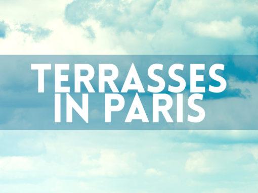 TERRASSES IN PARIS 1NSTANT