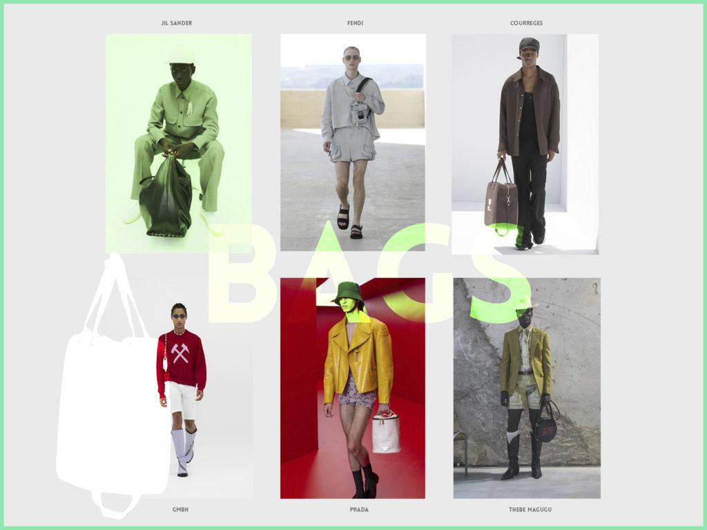 Defilés Homme summer 22 1nstant Les dernières tendances des défilés de la fashion week men summer 22 by 1nstant