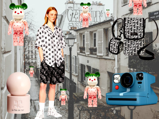 Sélection des nouveautés sac kenzo Burberry Polaroid Courrèges 1nstant shop